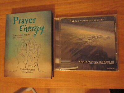 The Aetherius society from freewill to freedom cosmic master speak to earth cd