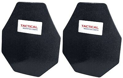 Tactical Scorpion Level III+ Body Armor 10x12 Modified - Lighter Than AR500