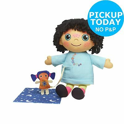 Moon and Me Goodnight Pepi Nana Soft Toy 34cm Tall 18+ Months