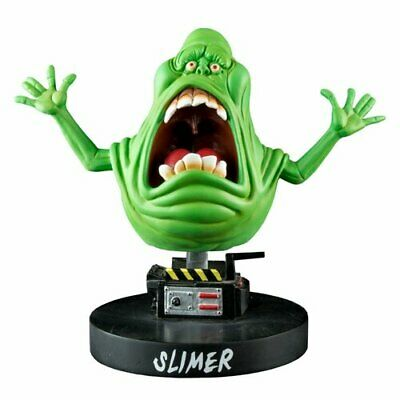 "Ghostbusters Slimer 7"" Goofy Green Ball of Ectoplasm Statue Ikon Collectables"