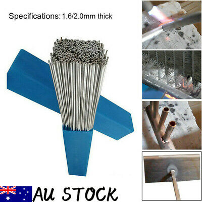 50pcs Aluminium Welding/Brazing Low Temp Durafix Easyweld Rods Brazing Repair