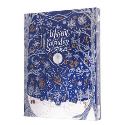 Diamine - Inkvent Advent Calendar 2019 with exclusive ink