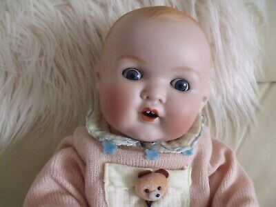 Armand Marseille Germany Antique 24 Inch Perfect Bisque Head 518/9K Baby Doll