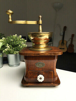 """Zassenhaus """"1800s"""" Coffee Grinder Kaffeemühle moulin a cafe - EXTREMELY RARE"""
