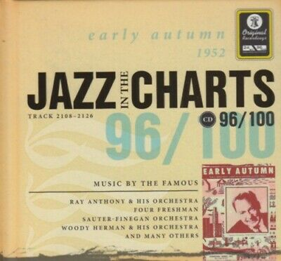 Various - Jazz in the charts vol.96 - CD -