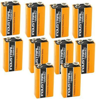 Duracell Procell MN1604 Lot de 10 Piles alcalines 9 V