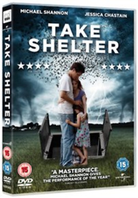 Michael Shannon, Jessica Ch...-Take Shelter (UK IMPORT) DVD [REGION 2] NEW