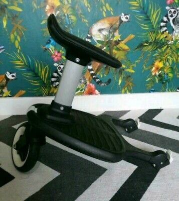 Bugaboo cameleon and frog comfort board with adapters buggy board
