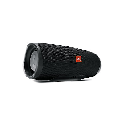 JBL Charge 4 Portable Waterproof Bluetooth Speaker Black - No Box