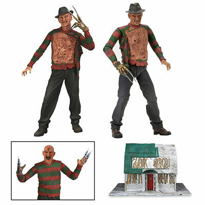 "Nightmare on Elm Street Freddy Ultimate Dream Warriors 7"" Action Figure New"