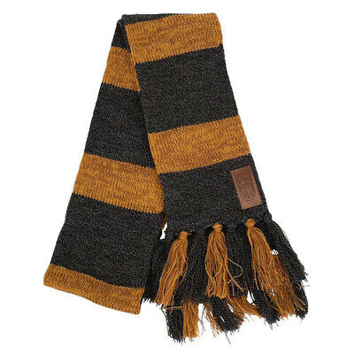 Highly Collectable Fantastic Beasts Find Them Newt's Hufflepuff Knit Scarf