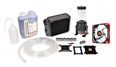 Thermaltake Water Cooling Pacific RL140 Water Cooling Kit NEW