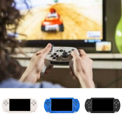 """Portable Handheld X9 5.1"""" Video Game Console 8G Built In 1000 Games Kids Player"""