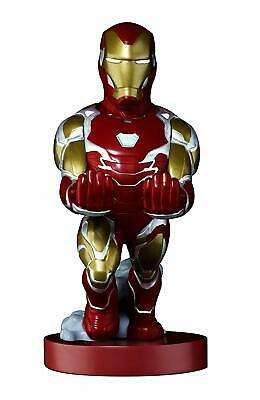 Iron Man Cable Guy Marvel Controller PS4 Xbox One Phone Holder Gaming NEW Figure