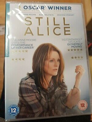 Still Alice (DVD) Julieanne Moore. Brand new and sealed