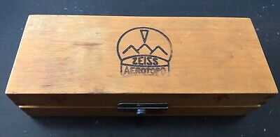 zeiss lense filters vintage x 12 all mint condition in box