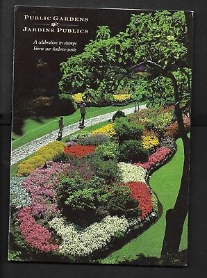 pk46462:Stamps-Canada Thematic #49 Public Gardens Collection - MNH