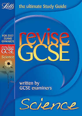 """AS NEW"" GCSE The Ultimate Study Guide: Revise Science, Carol Tear,Ian Honeysett"