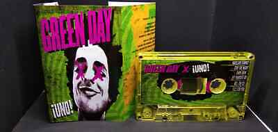 GREEN DAY cassette tapes lot,Pop Punk Rock NIRVANA BLINK-82 OFFSPRING SUM 41