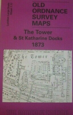OLD ORDNANCE SURVEY DETAILED MAPS HOLBORN CITY STRAND LONDON  1873 Special Offer