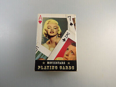 Ohlsson & Lohaven: Moviestars Playing Cards - UNBESPIELT (57641)