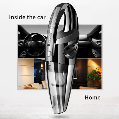 USB Charging Handheld Auto Car Vacuum Cleaner Clean Wet Dry Interior High Power