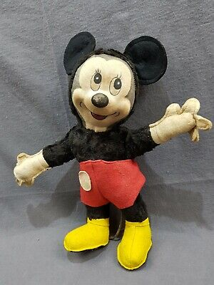 Merrythought  antique Mickey Mouse 1930