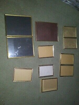 Vintage Picture Frames, Various Designs and Sizes  various Frames