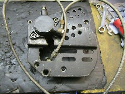 Suzuki GSXR1100 86-88 Clutch Slave Cylinder and Cover