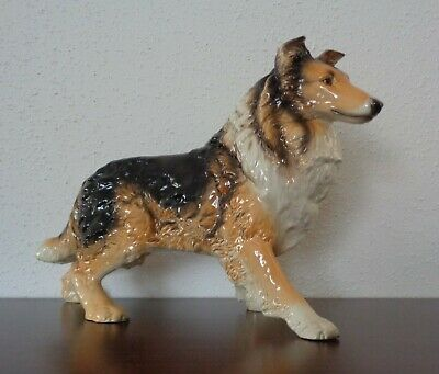 Goebel Porzellanfigur, Collie