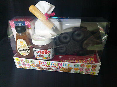 Doughnut Making Kit Christmas Gift Set Brand New *Free Next Day Delivery