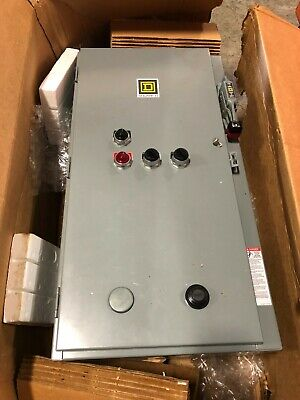 Schneider Electric Square D Ac Combination Motor Starter