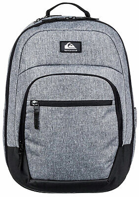 QuickSilver Backpack Derelict,Color Light Grey//Lime BMJ0 Style 7153040401.