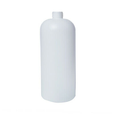 1-Liter Plastic Replacement Foam Bottle For High Pressure Washer Snow Lance Tool