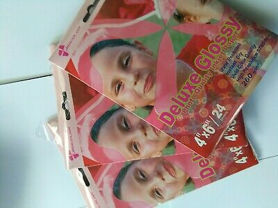 """48 Sheets 6x4"""" Photo Paper 260 Gsm 4x6"""" Glossy Photo Paper Thick Paper"""