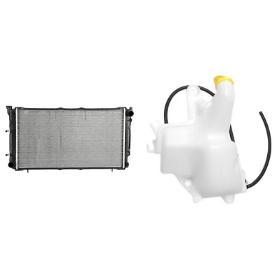 10-15 Ram 2500//3500 Pickup Truck Coolant Recovery Reservoir Overflow Bottle Tank