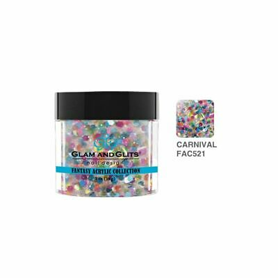 Glam And Glits Couleur Poudre Acrylique FAC521 - Carnaval 29.6ml