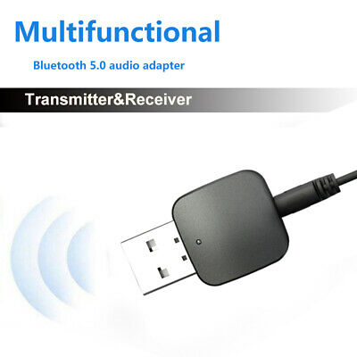 2-in-1 Stereo Aux Audio Music Wireless Bluetooth Transmitter Adapter Receiver AU