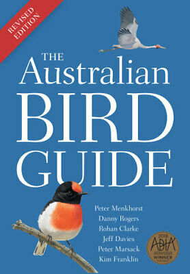 NEW The Australian Bird Guide By Peter Menkhorst Paperback Free Shipping