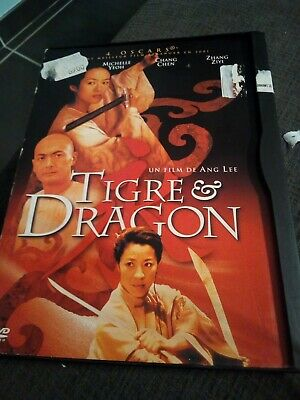 Dvd Tigre Et Dragon