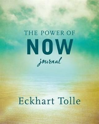 The Power of Now Journal by Eckhart Tolle (author)