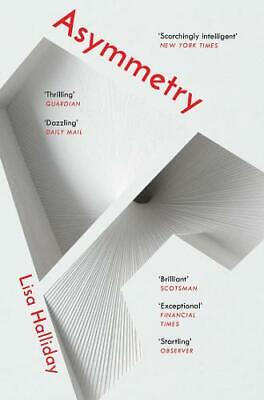 Asymmetry, Halliday, Lisa, Used Excellent Book