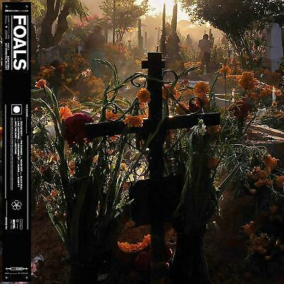 FOALS EVERYTHING NOT SAVED WILL BE LOST PART 2 CD (Released 18/10/19)