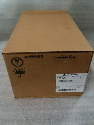 Allen Bradley 1756A7 Series B ControlLogix 7 Slot Chassis - Factory Sealed