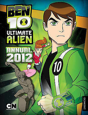 Ben 10 Ultimate Alien Annual 2012 (Annuals 2012) by VARIOUS, Good Used Book (Har