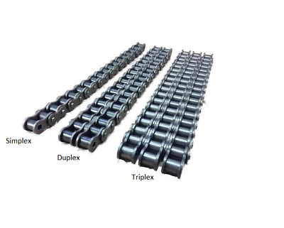 British Standard BS Roller Chain 5 Metre Box + FREE Conn Link Quality Branded