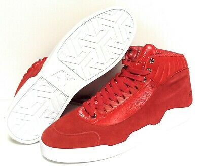 Mens Ah Android Homme Propulsion Red Suede Ahb M121100 Dm Sneakers Shoes 59 99 Picclick