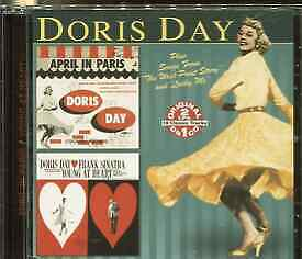 April in Paris/Young at Heart by Doris Day (CD, Mar-2006, Collectables)