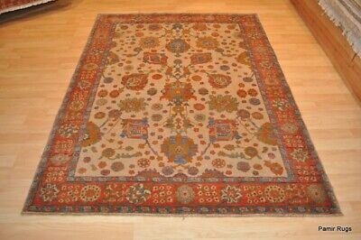 5x7 ft. TOP QUALITY TURKISH NEW beautiful colorful hand knotted Oriental Rug