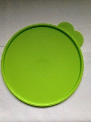 New Tupperware Mold# 2516A-3 Lid Wonderlier Bowl Top Lime Seal Tight Butterfly